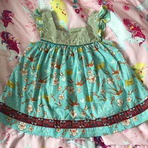 Matilda Jane swing top size 2 GUC